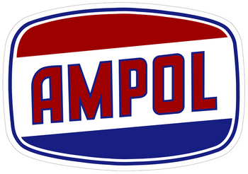 AUS-2 Ampol Cutout | Foreign Signs