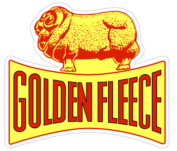 AUS-6 Golden Fleece | Foreign Signs