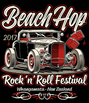 Beach Hop 2017 | Event Signs