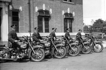 MC-16  Motorcycle Police | Motorcycle Archives