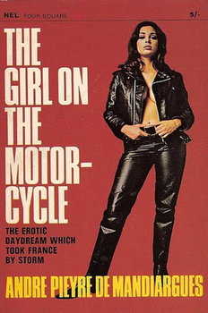 MC-31   The Girl on the Motorcycle | Motorcycle Archives