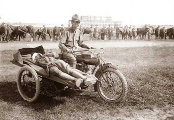 MC-37   Rescue Motorcycle | Motorcycle Archives