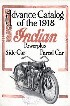 MC-7  Advance Catalog of 1918 | Motorcycle Archives