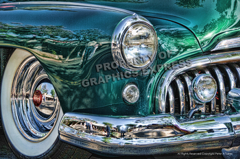 Green Buick | Peter Torres