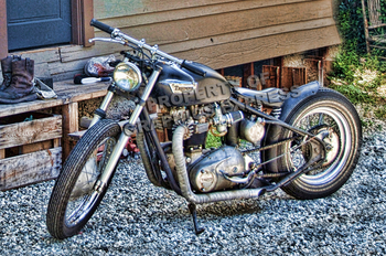 PT-27  Motorcycle | Peter Torres