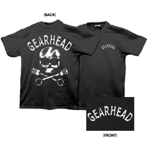 Gearhead T-shirt | Clothing