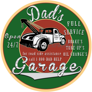 DAD'S GARAGE | Product Catalog