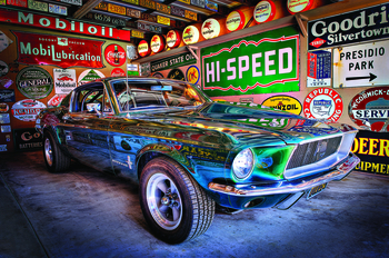 Mendenhall Muscle Car | Home