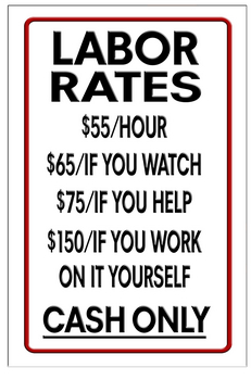 how to find out hourly pay rate of a job