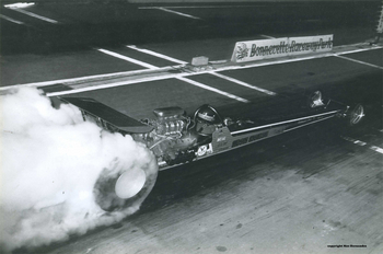 Burnout at Bonneville | Mo Hernandez