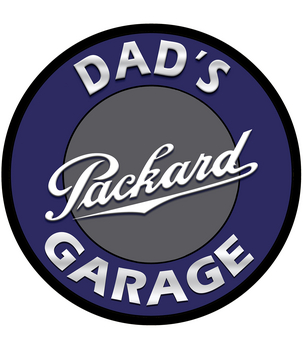 PA-9 Dad's Packard Garage | Dad's Garage