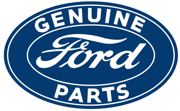 FV3 Genuine Parts Ford Oval  Ford