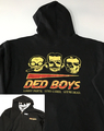 DSB-8 HD DED BOYS FULL-ZIP HOODED SWEATSHIRT