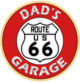DG-1 Dad's Route 66 Garage