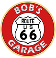 DG-1C   Custom Route 66 Garage