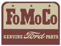 Ford Fomoco Genuine Parts