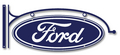 Double-sided Ford Oval