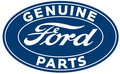 Genuine Parts Ford Oval