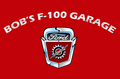 FV-70C   Personalized F-100 Garage Sign