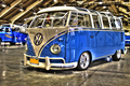 JC-1   21 WINDOWS VW BUS