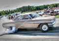 PM-6 GALAXIE GASSER BURNOUT