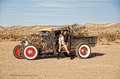 PT-24  Rat Rod in Desert