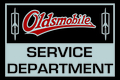 GMO-8 Oldsmobile Service Department