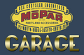 HM-26   Mopar Garage Sign