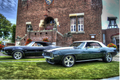 KV-105  Two Classic Muscle Cars