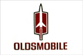 GMO-5 Vintage Oldsmobile Rocket Sign