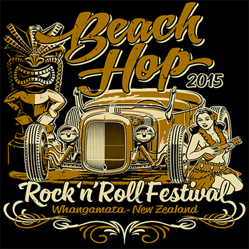 Beach Hop 2015 | Event Signs