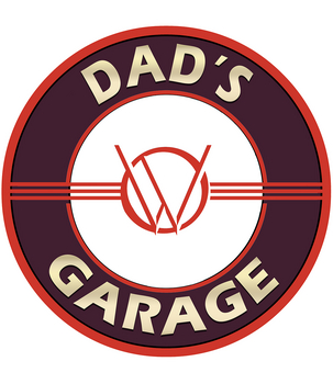 WS-12 Dad's Willy Garage | Dad's Garage